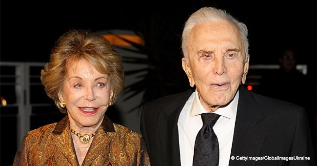 Unbelievable Story of How Kirk Douglas's Wife Saved Him from Dying in a Devastating Plane Crash