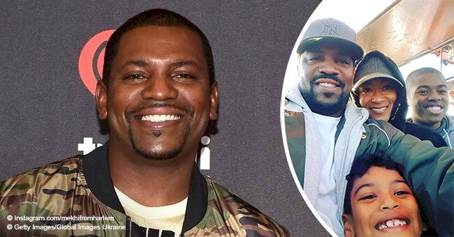 Remember actor Mekhi Phifer? He's happily married to his wife of 5 years & has 2 sons
