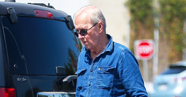 Paul Hogan of 'Crocodile Dundee' Fame Recently Spotted Shopping at Whole Foods