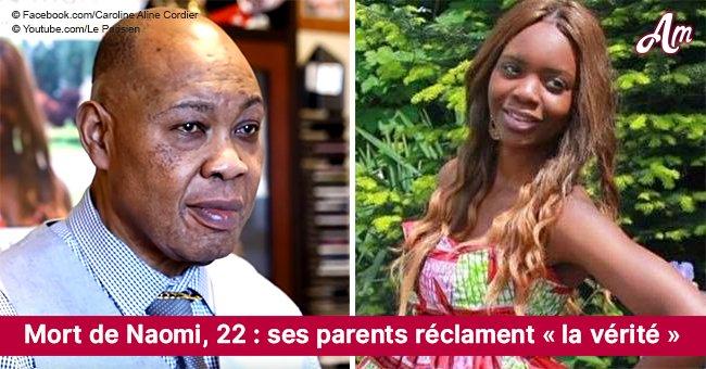 """La mort de Naomi Musenga : les parents dévoilent que leur fille a été """"tuée deux fois"""""""