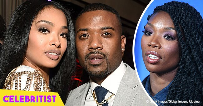 Brandy makes headlines for looking like Ray J's wife Princess Love in recent photo