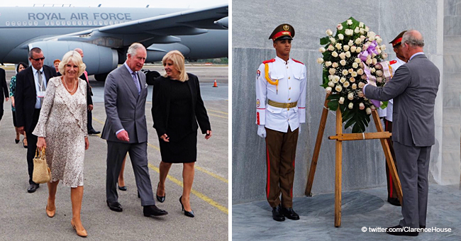 Prince Charles and Camilla Make History as They Become the First British Royals to Visit Cuba