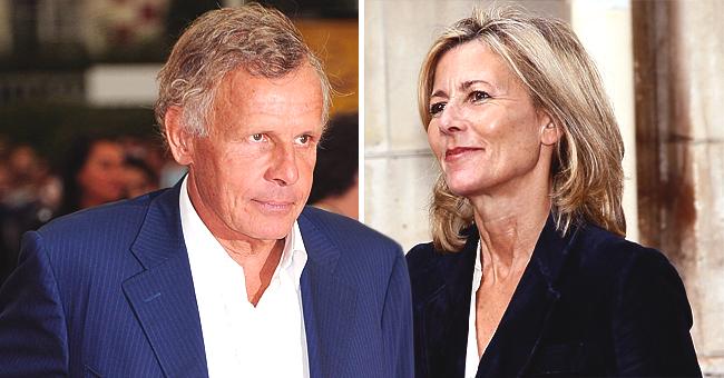 Claire Chazal fait une déclaration émouvante à Patrick Poivre d'Arvor, le père de son fils
