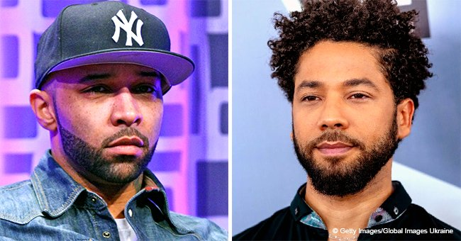 'I don't believe that,' Joe Budden speaks candidly, says Jussie Smollett attack was not hate crime