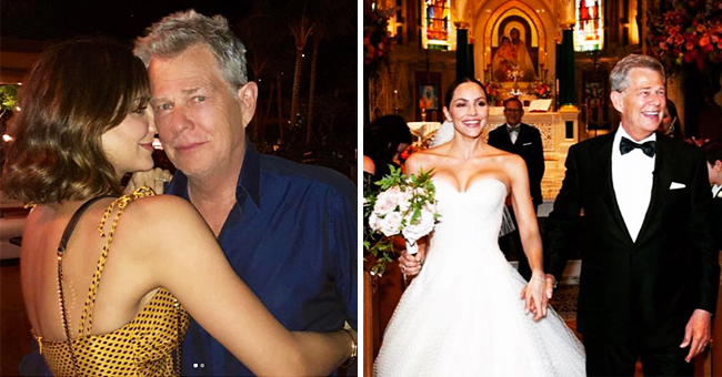 David Foster and Katharine McPhee Look Radiant in New Wedding Photos