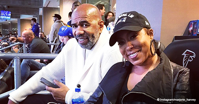 Steve & Marjorie Harvey Respond to Divorce Rumors