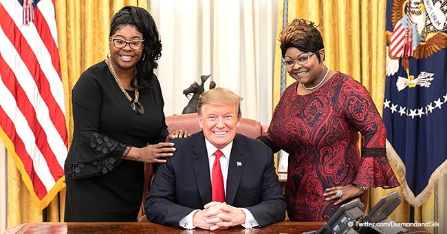 Trump Highly Praised by Internet Vloggers Because of His Work for Black People & Folks Are Baffled