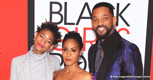 Jada Pinkett-Smith Shares Story on How Daughter Willow Stopped an Actress from Flirting with Will