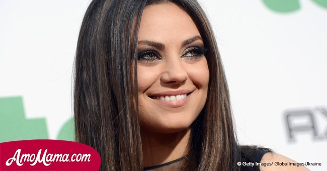Mila Kunis, 34, shows off her fit figure in skinny jeans during recent appearance