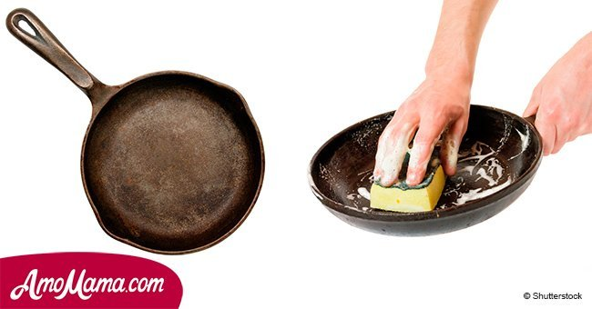 Do you have a cast iron pan hiding away in your closet somewhere? You must know the truth