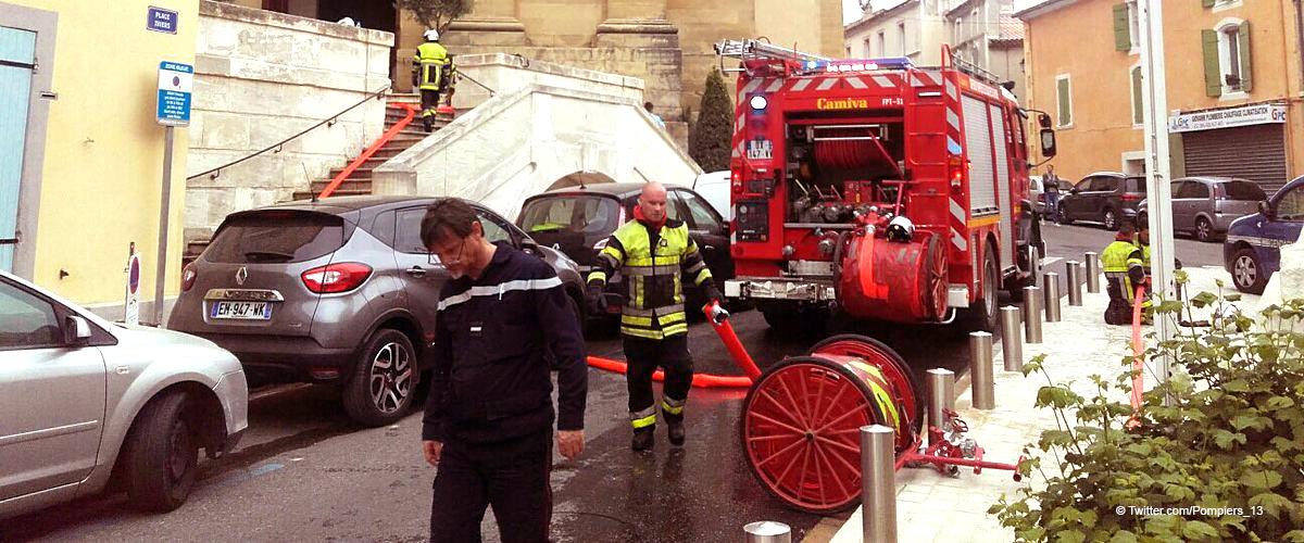 Un nouvel incendie déclenché dans Notre-Dame de Grâce, le jour de Pâques