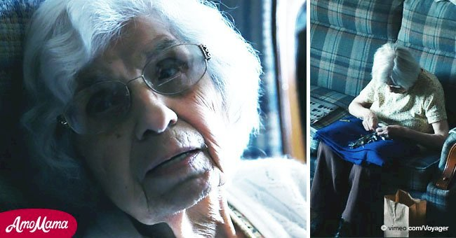 Mujer de 98 años muestra lo desgarradora que puede ser la vida para las personas mayores (video)