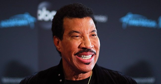 Lionel Richie's Young Girlfriend Lisa Parigi Looks Flawless in White Outfit