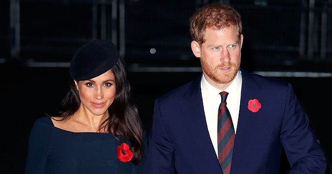 Meghan Markle & Prince Harry Made Their 1st Professional Photo Shoot since Their Royal Exit