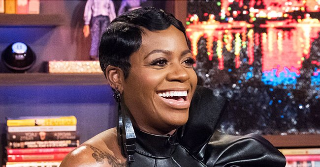 Fantasia's Only Daughter Flaunts Her Hand Tattoos Wearing Gray Top and Jewelry in New Selfies
