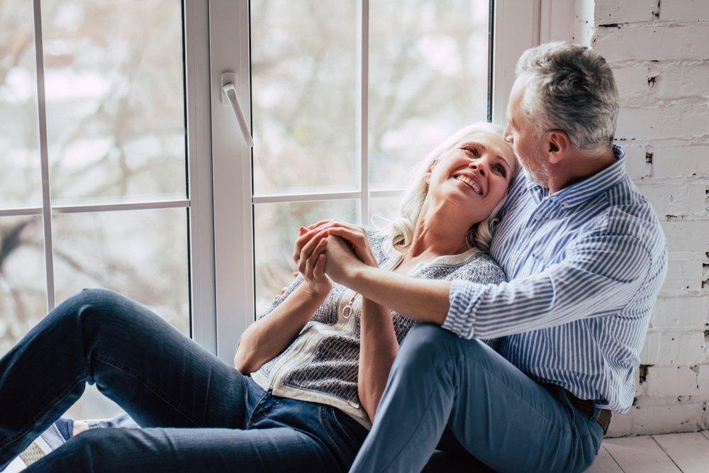 Un couple amoureux. l Source: Shutterstock