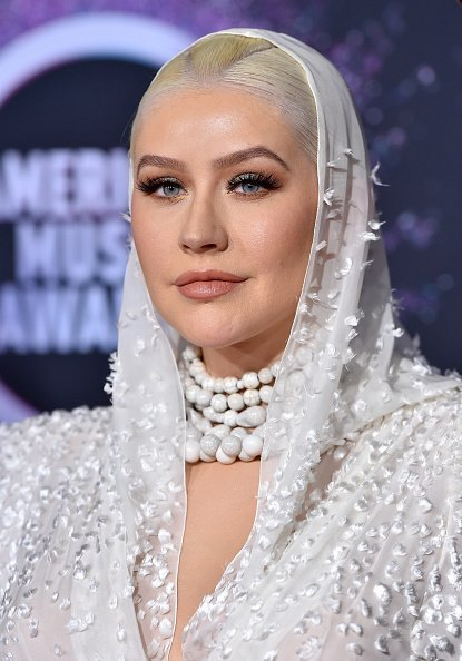 Christina Aguilera at the 2019 American Music Awards at Microsoft Theater on November 24, 2019 in Los Angeles, California.| Photo:Getty Images