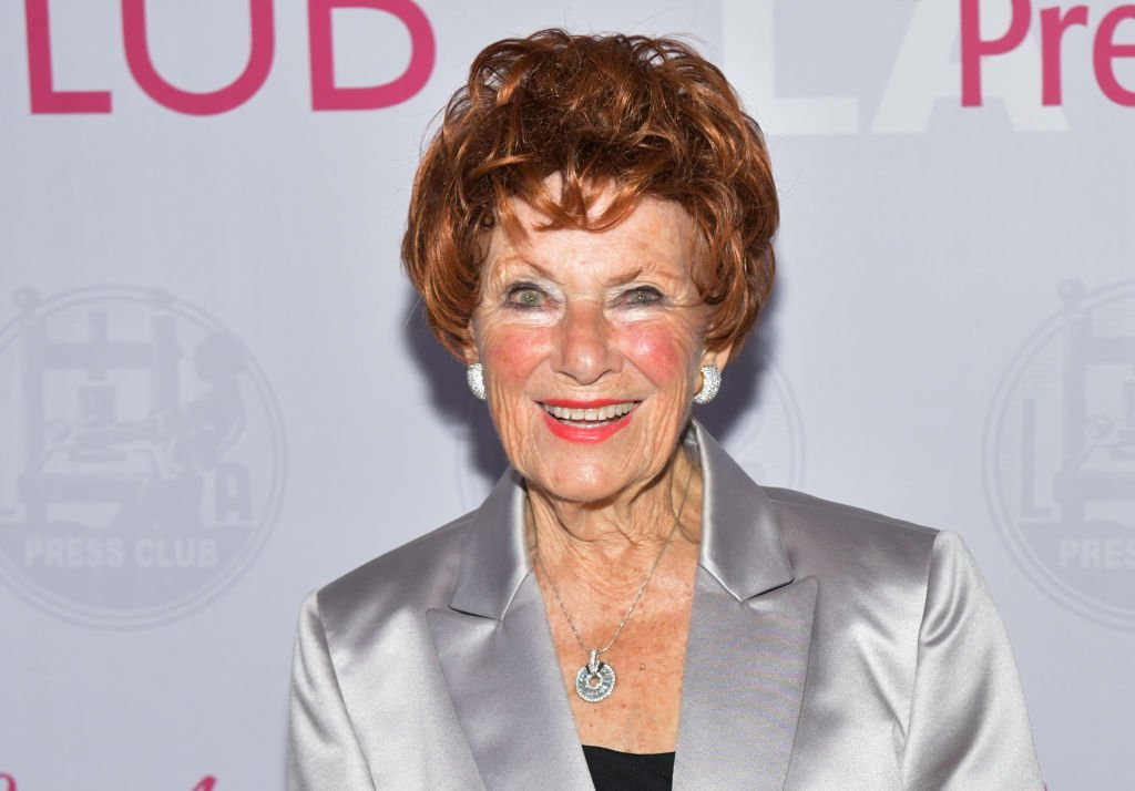 Marion Ross attends the Los Angeles Press Club's 61st annual Journalism Awards Dinner at Millennium Biltmore Hotel. | Photo: Getty Images