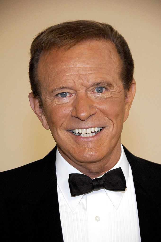 """Bob Eubanks at the announcement for """"The Ultimate $250,000 Game Show"""" on August 31, 2007 
