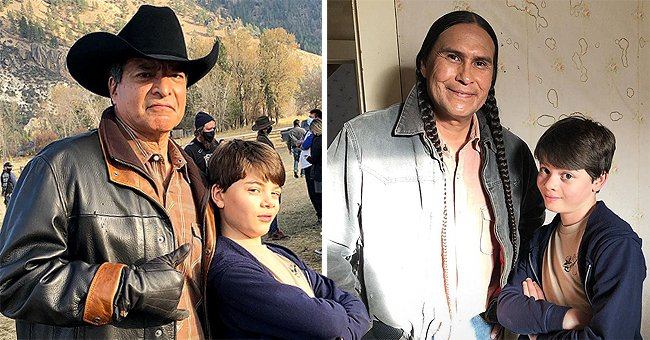 'Yellowstone' Actor Brecken Merrill Announces He Has Finished Filming for Season 4
