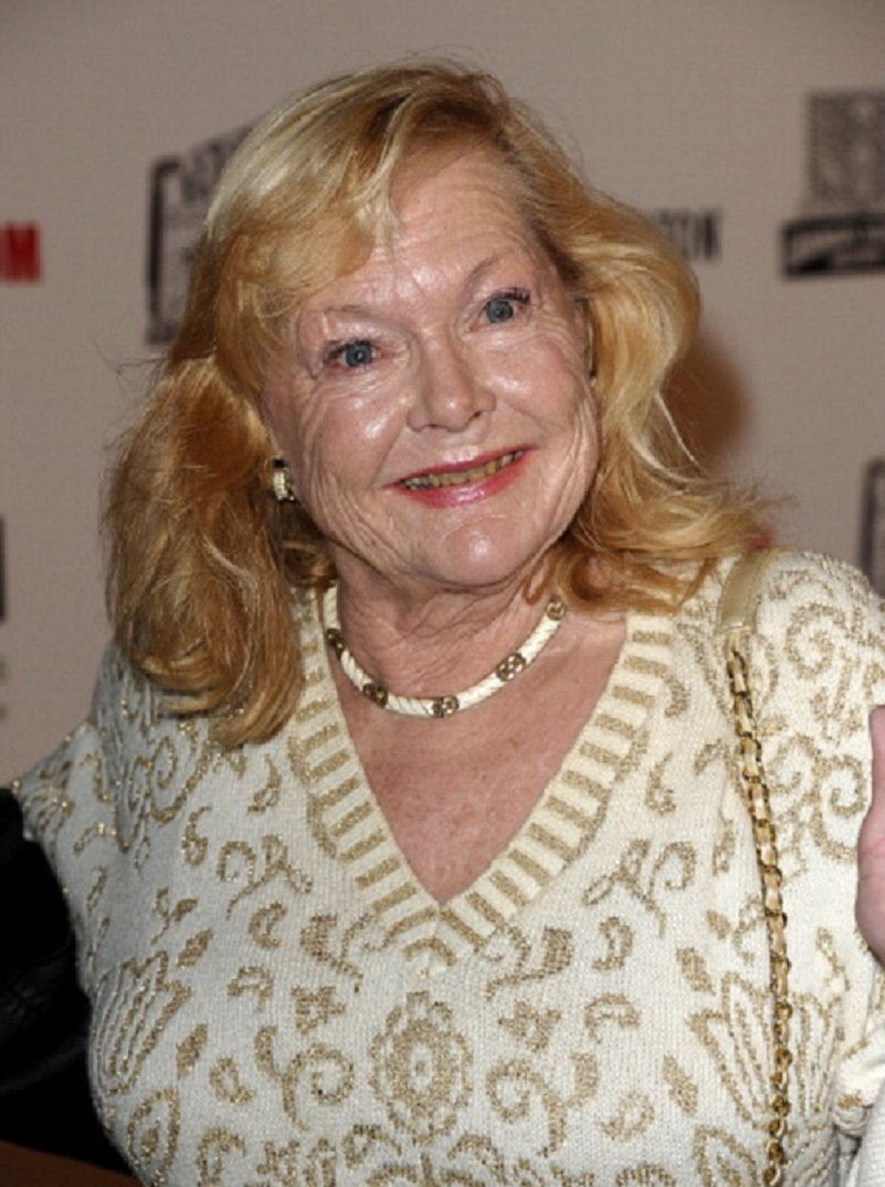 Carol Lynley at the 25th American Cinematheque award ceremony in California.|Photo: Getty Images.