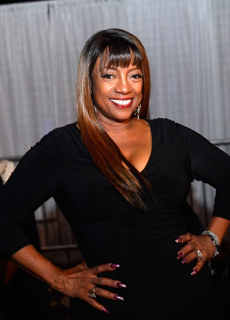 Actress Bern Nadette Stanis attends the Neighborhood Awards VIP after party | Photo: Getty Images