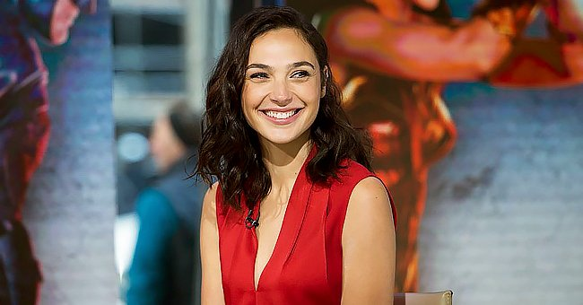 Gal Gadot Gives a Peek of Her Baby Bump in a Swimsuit as She Teases about Upcoming Projects