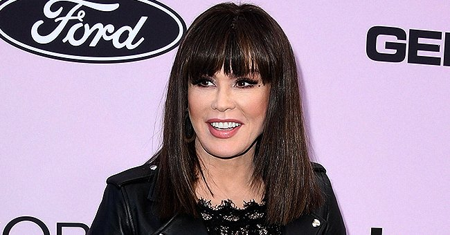 Marie Osmond Says Her Family Is 'Quaranteaming' and Staying in Touch via FaceTime Amid Pandemic