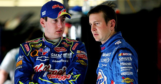 NASCAR's Busch Brothers Grew up with Cars Built by Dad as a Hobby — inside Their Careers