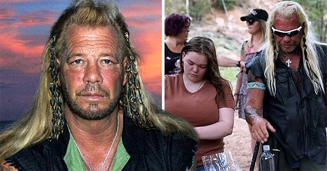 Dog the Bounty Hunter' Star Duane Chapman Shows Affection to Daughter Bonnie by Sharing a Pic of Them on Instagram