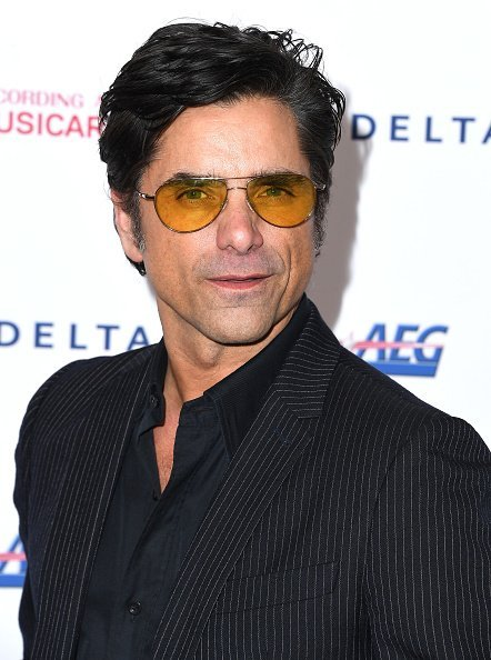 John Stamos at West Hall At Los Angeles Convention Center on January 24, 2020 in Los Angeles, California. I Image: Getty Images