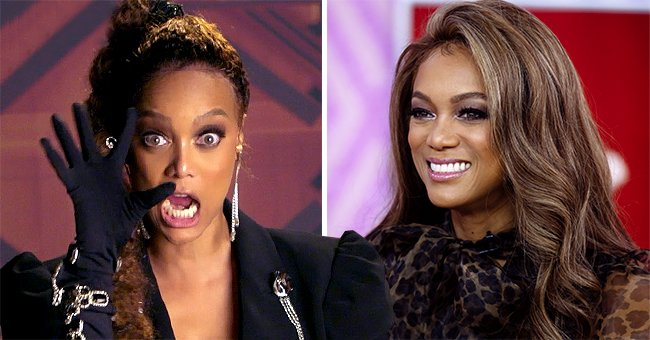 DWTS Host Tyra Banks Lost an Earring during the Show — Look through the Moment