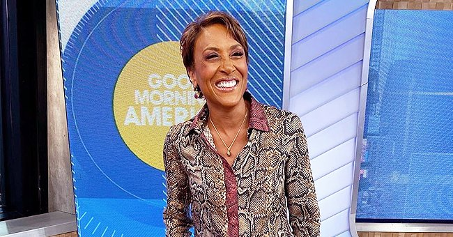Robin Roberts from GMA Asks Her Fans to Share What They Are Most Grateful for in New Video
