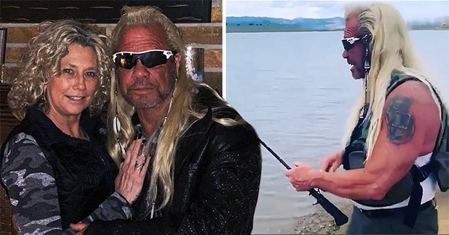 Duane 'Dog' Chapman Calls New Girlfriend Francie Frane 'Babe' While Fishing Together