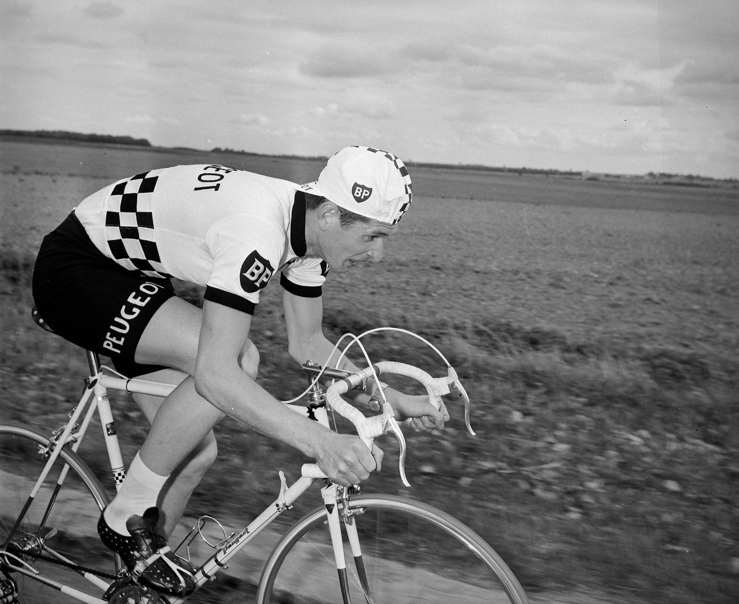 Le coureur cycliste Roger Pingeon | Photo : Getty Images