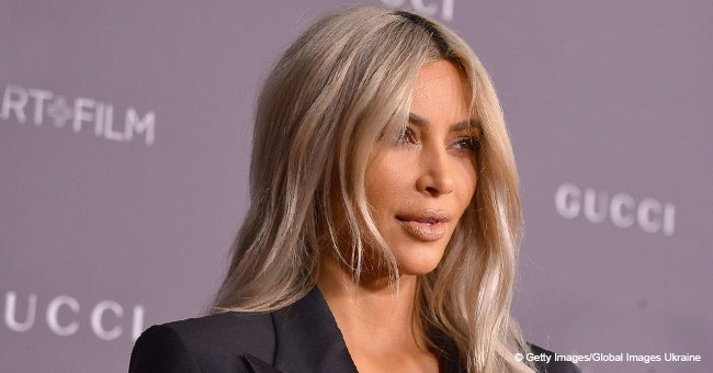 Kim K's son, Saint West, looks like Kanye's mini-me as he snatches hearts in precious photo