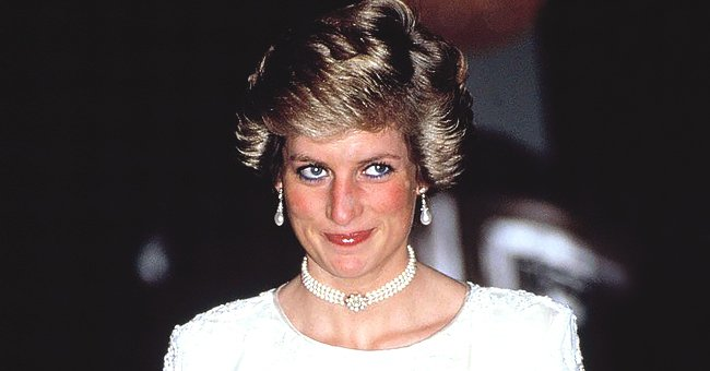 Princess Diana's Gown That She Wore While Dancing with John Travolta Back in 1985 Is Now up for Auction