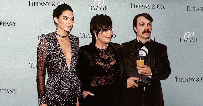 Kris & Kendall Jenner to Produce New Quibi Show about Kirby Jenner Who Often Poses as the Model's Fraternal Twin on IG