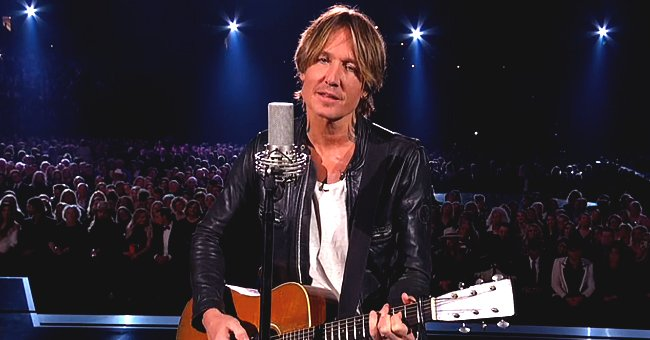 Keith Urban Delivered Moving Rendition of 'We Were' Using Only His Voice and an Acoustic Guitar at the 2019 CMA Awards