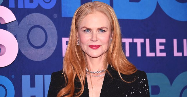 Nicole Kidman Talks about 2nd Golden Globe Nod for Best Performance by an Actress for Her 'Big Little Lies' Role