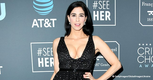 'Wear f** GLOVES': Sarah Silverman blasts doctor who touched her 'dense breasts' with bare hands