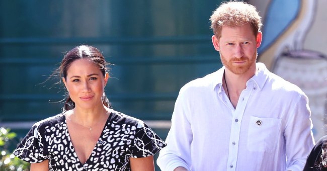 People: Prince Harry & Meghan Markle's Relationship with the Royal Family Is Strained