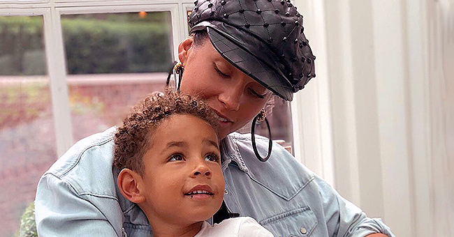 Alicia Keys Vents Her Frustrations at Gender Norms in Society after Son Genesis Doubted His Rainbow Nail Polish