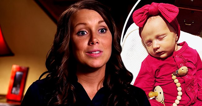 Anna Duggar from 'Counting On' Shares New Photo of Newborn Daughter Maryella Hope Napping