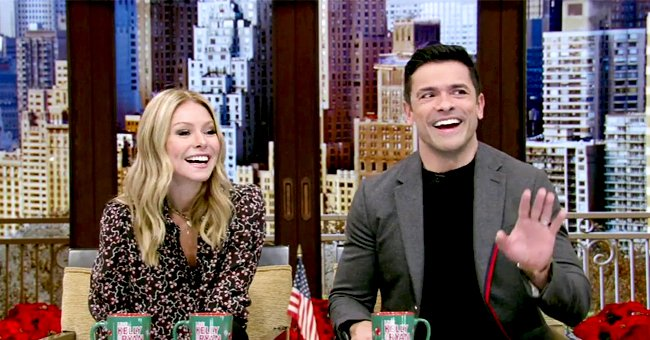 Kelly Ripa Teases Husband Mark Consuelos about His Snoring and Says He Sounds like Darth Vader from 'Star Wars'