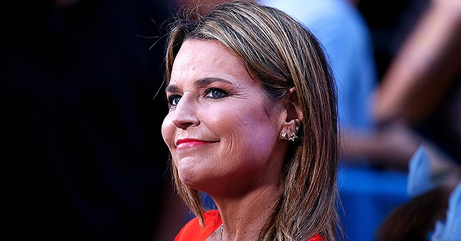 Savannah Guthrie from 'Today' Reveals She's Recovering from Eye Surgery after Her Son Accidentally Injured Her