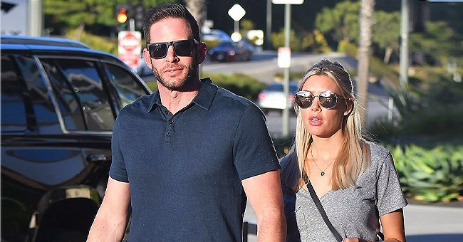 Tarek El Moussa from 'Flip or Flop' Shares Paparazzi Photo of Girlfriend Heather Rae Young and Says It's Cute