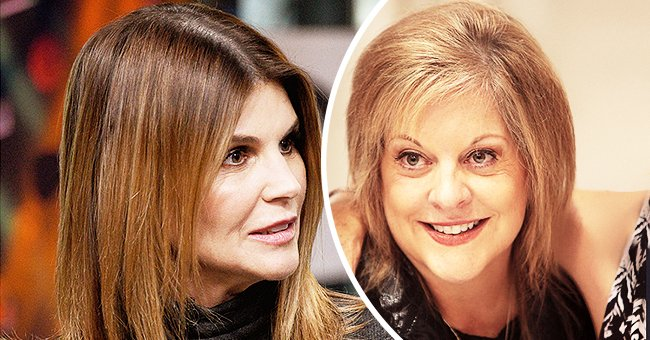 Lori Loughlin Gets Advice from Nancy Grace While Facing Possible Jail Time in College Admissions Case