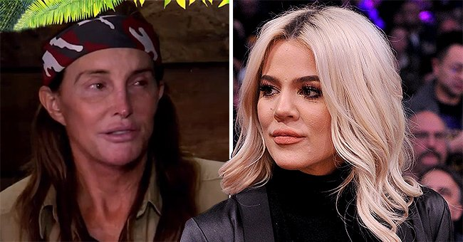 Caitlyn Jenner Reveals on 'I'm a Celebrity' That She Hasn't Spoken to Khloé Kardashian in 5 Years
