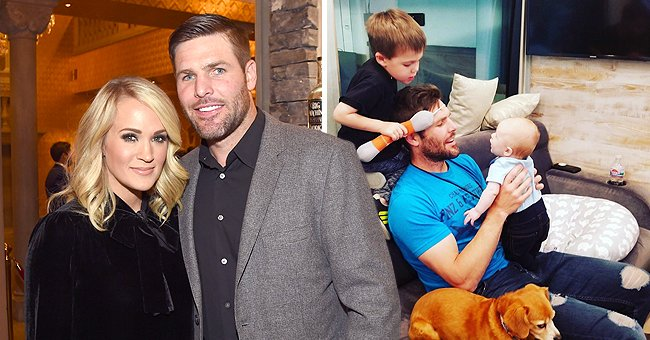 Carrie Underwood Reveals She and Mike Fisher Wanted Children with a Closer Age Gap